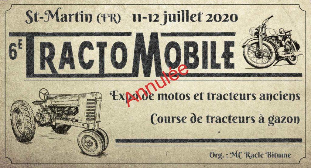 Tractomobile 2020